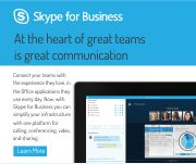 MS Skype for Business